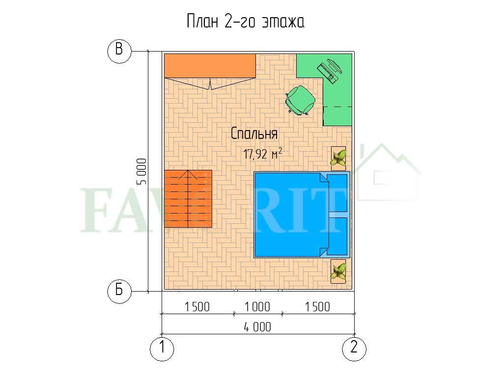 Karkasnyiy-dom-4×5—-207-plan-2-e`tazh