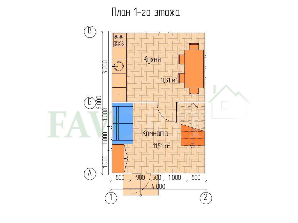 Karkasnyiy-dom-4×6—-209-plan-1-e`tazh