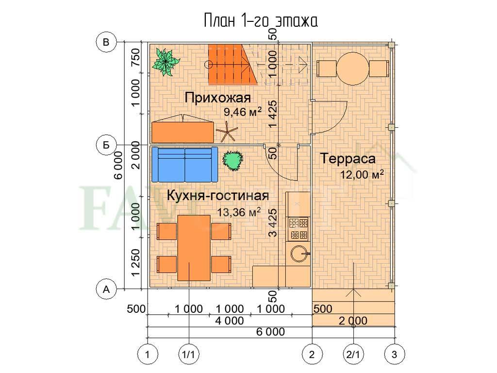Karkasnyiy-dom-4×6—-211-plan-1-e`tazh